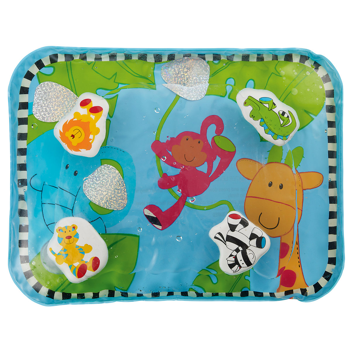 New ELC Boys and Girls Jungle Pat Mat Toy From 6 months