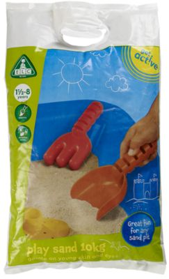 Natural Play Sand - 10kg Bag