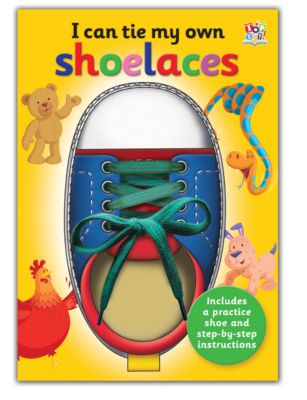 I Can  Tie My  Own Shoelaces Book