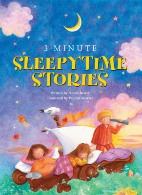 3 Minute Sleeptime Stories