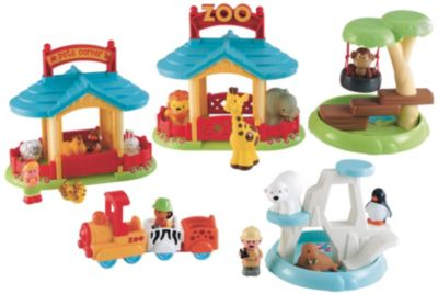 Happyland Zoo Toy From 2 years