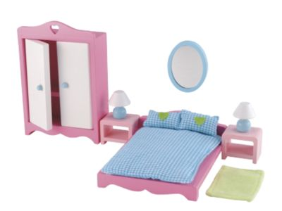Rosebud House Bedroom Set