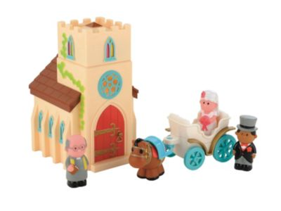 Happyland Musical Village Church