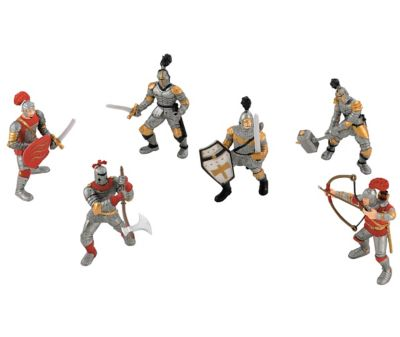 Knight Figures Set