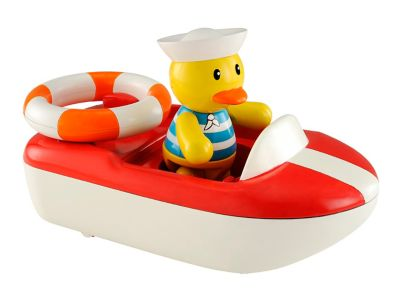 Toybox Dylan Duck and his Speed Boat
