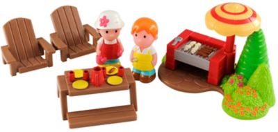 Happyland Rose Cottage Garden Set