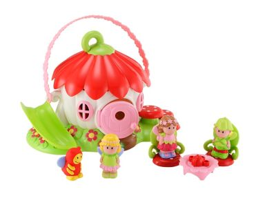 Happyland Fairy House