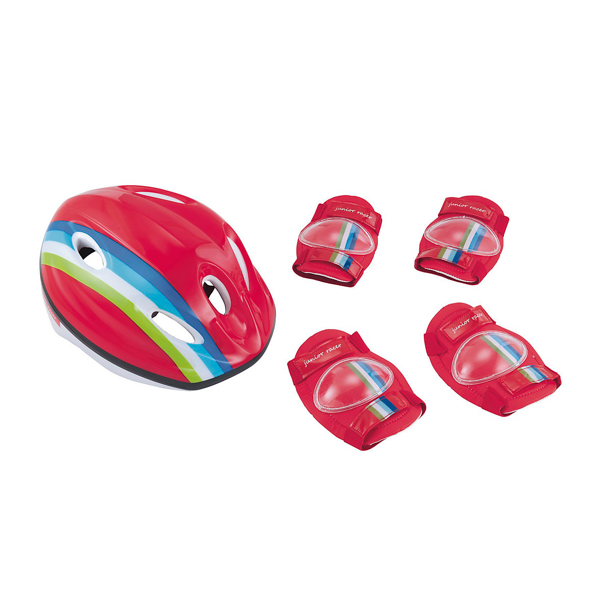 Striped Safety Set Toy From 3 Years