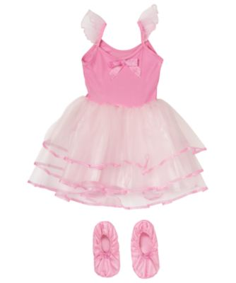 Magical Mimi Ballet Dress with Shoes