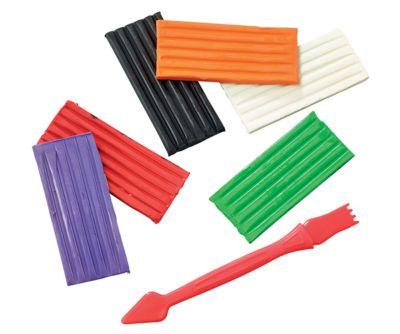 Plasticine - 6 Pack