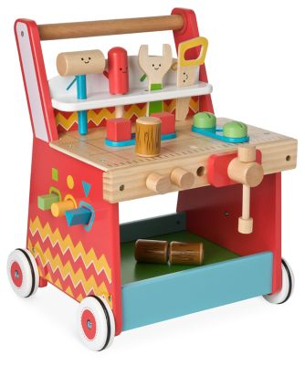 ELC Wooden Activity Workbench Walker