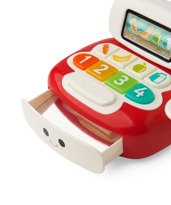 Lights and Sounds Activity Cash Register
