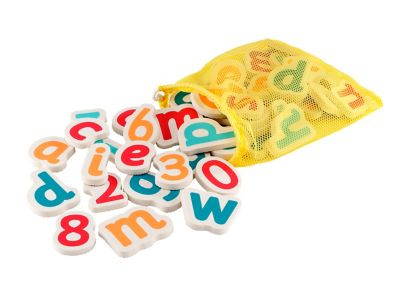 Bathtime Foam Letters and Numbers