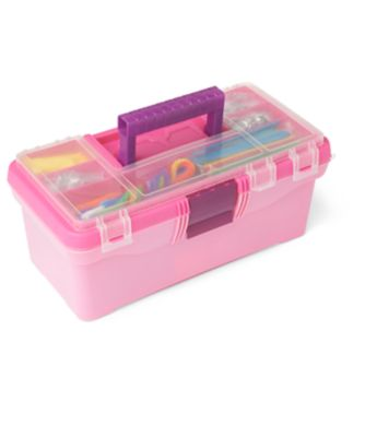 Pink Collage Toolbox