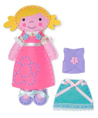 Sew Your Own Rag Doll