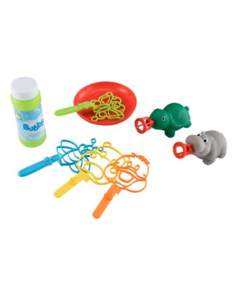 Animal Puffers Bubble Playset