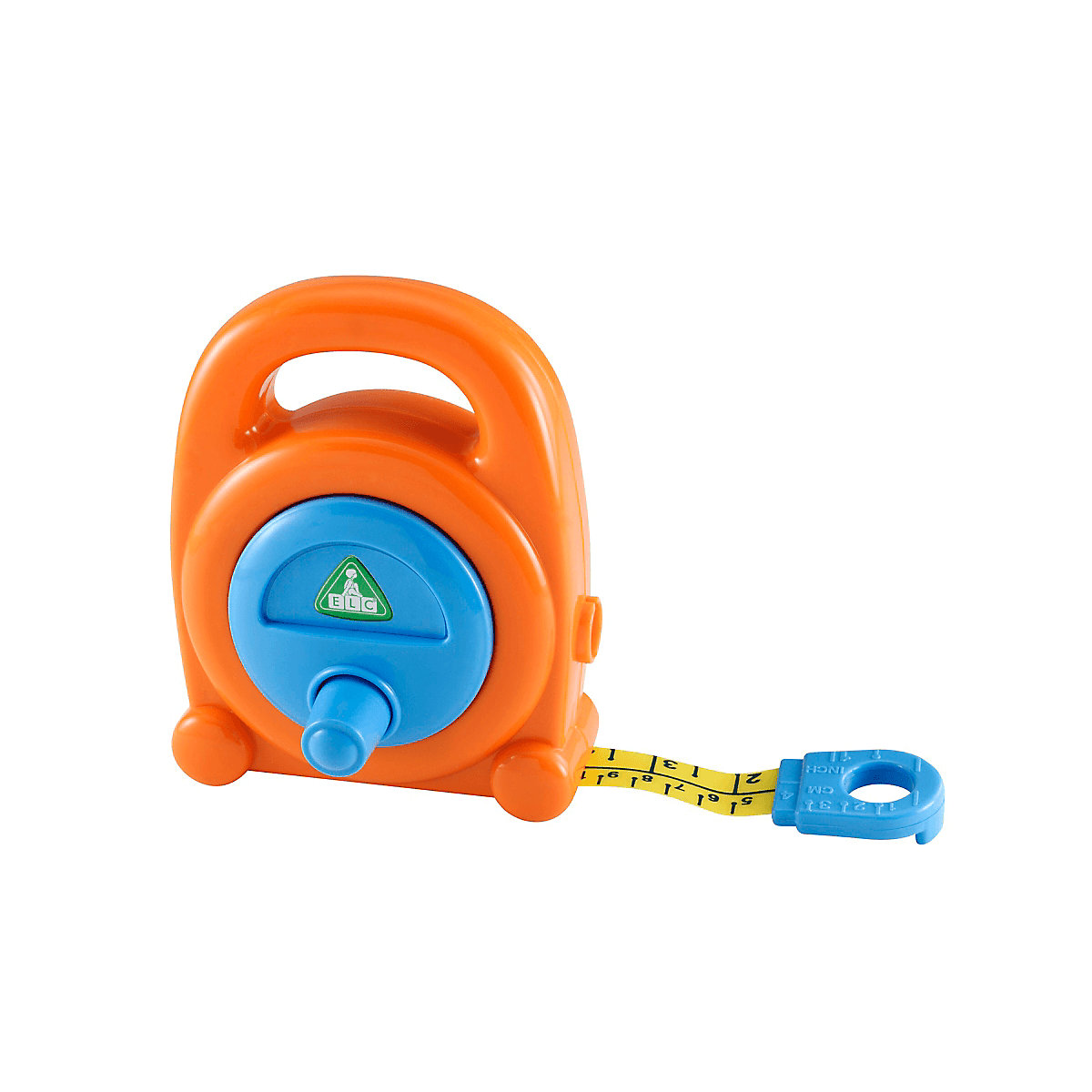 New ELC Boys and Girls Tape Measure Toy From 3 years