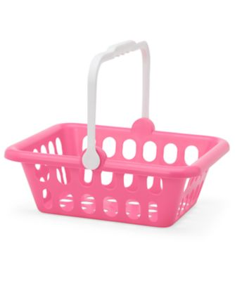 Shopping Basket - Pink