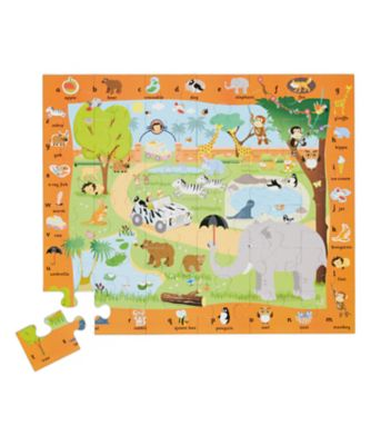 Look & Find Safari Puzzle