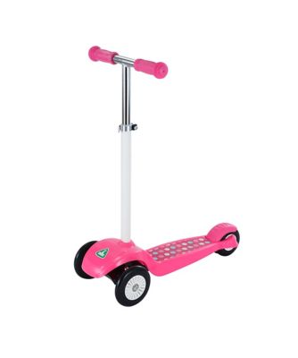 Spotty Scooter