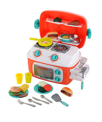 Toy Kitchens | Children\'s Play Kitchens in Wood or Plastic | ELC