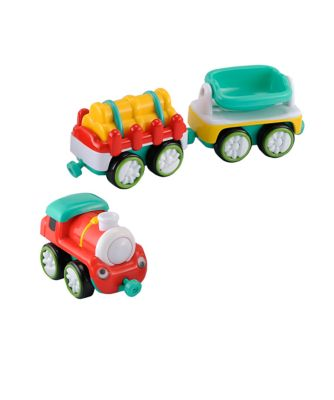 Whizz World Train Magnetic Trio Set Toy From 12 months