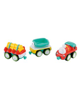 Whizz World Train Magnetic Trio Set