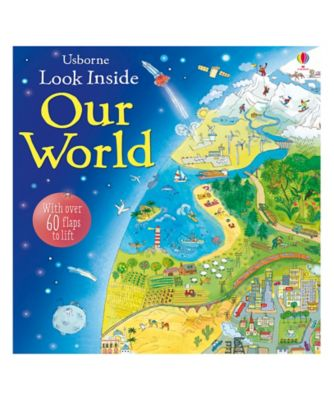 Look Inside Our World Book