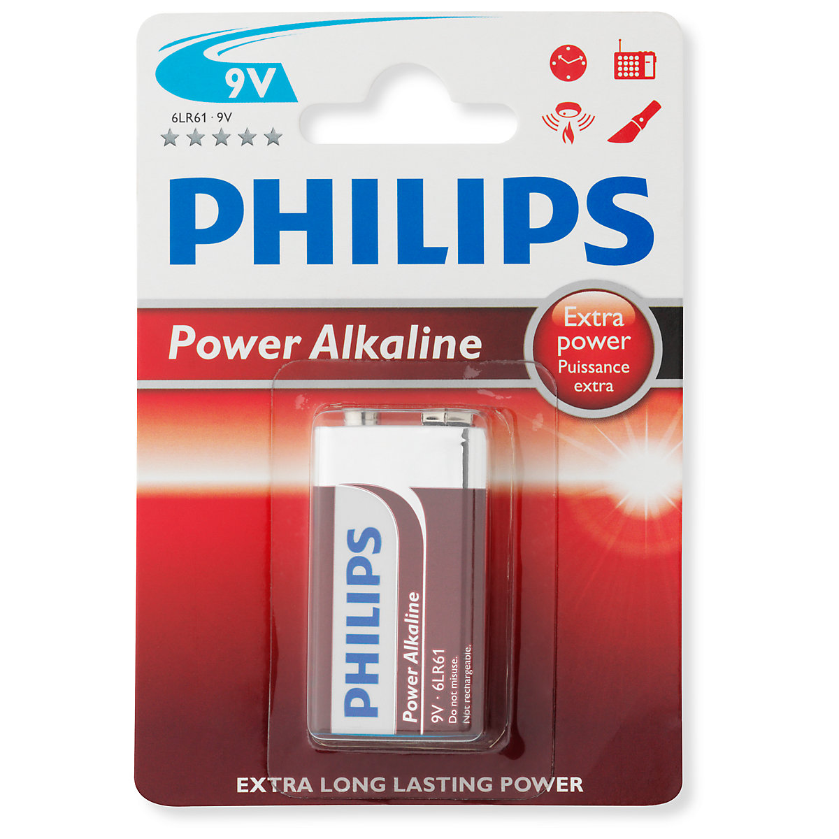 Philips 9V Battery Toy From 8 Years