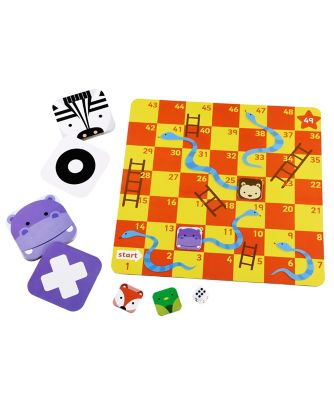 2 in 1 Board Game