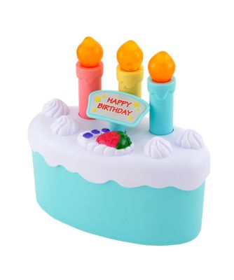 Singing Birthday Cake