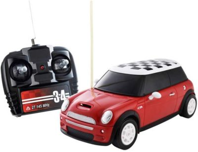 Radio Controlled Mini Cooper Toy From 5 years