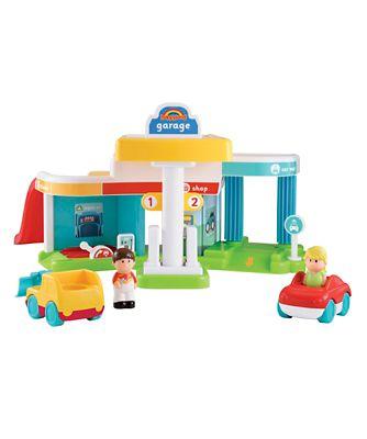 Happyland Super Sounds Garage