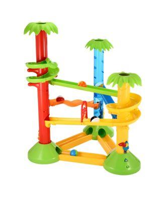 Jungle Fun Ball Run Toy From 12 months