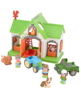 Happyland Farm Toy From 2 years
