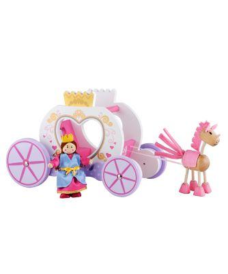 Rosebud fairytale carriage