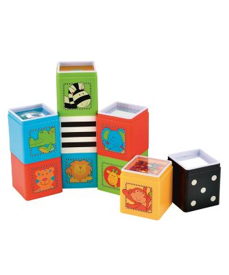 Jungle Wonder Cubes