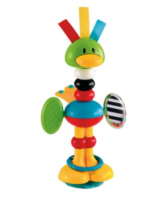 Bendy Bird High Chair Toy