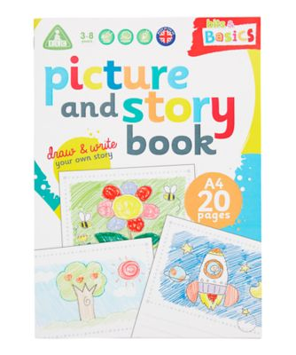 Picture and Story Book