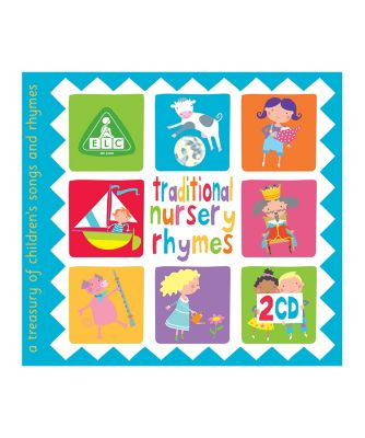 Traditional Nursery Rhymes CD