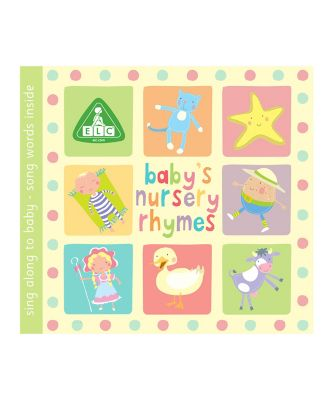 Baby's Nursery Rhymes CD