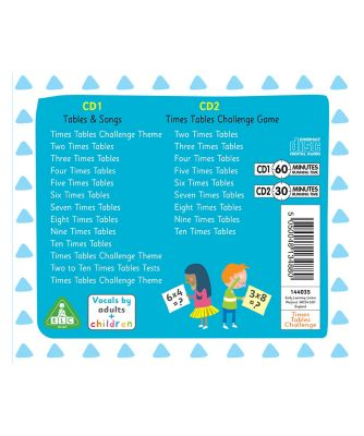 Times Tables Challenge CD