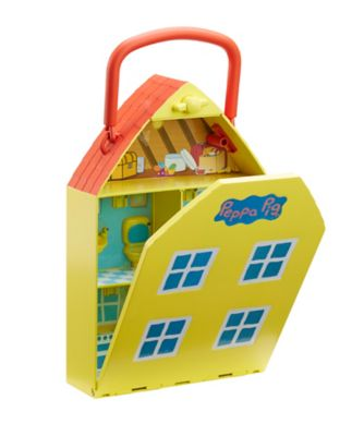 Peppa Pig House and Garden Play Set
