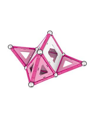 Geomag Pink - 68 Piece Set