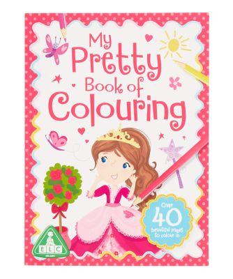 My Pretty Book of Colouring