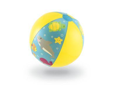 Yellow Beach Ball