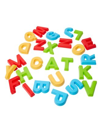 ELC Alphabet Sand Moulds