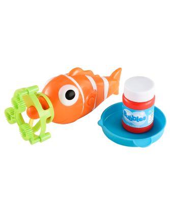 Clownfish Bubble Blower
