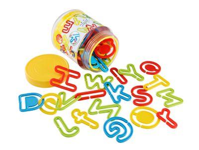 Alphabet Linking Stencils