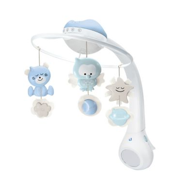 Infantino 3 in 1 Projector Mobile - Blue